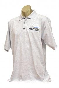 S4 Grey Polo Shirt